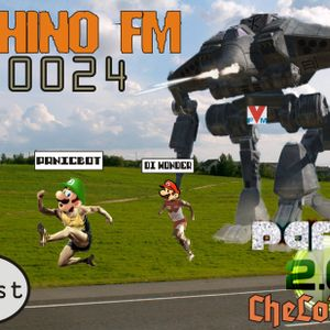 Vyhino FM podcast 0024 party 2.0 cheloveck part 1 Panicbot Diwonder
