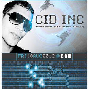 Cid Inc @ B018, Beirut 10.08.2012 Part 1