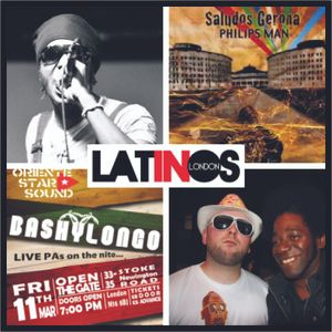PHILIPSMAN + DJ SNATCHA INTERVIEW @ LATINOS IN LONDON RADIO 28/02/2011