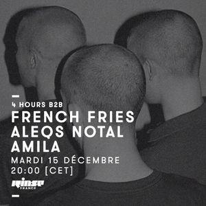 French Fries, Aleqs Notal & Amila - 15 Décembre 2015