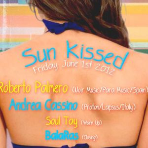 Soul Tay - Sun Kissed Set (June 1st at Switch 51)