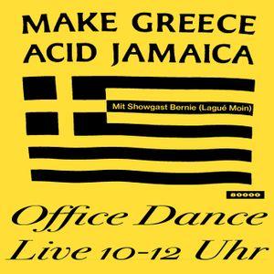 Office Dance Nr. 73 mit Gast Bernie (Lagué Moin)