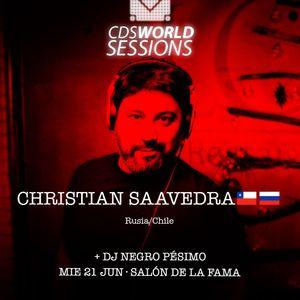 GRINGODJ - LIVE SET 21 JUNE 2017 (CASA SALUD,CHILE.)