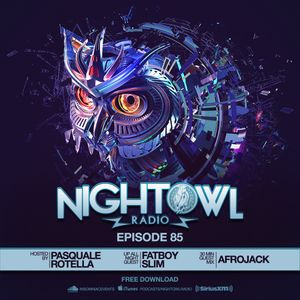 Night Owl Radio 085 ft. Fatboy Slim and Afrojack