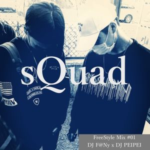 FreeStyle Mix #01 - DJ F@Ny x DJ PEIPEI