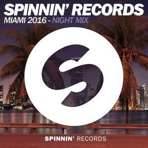 Spinnin' Records - Miami 2016 (Night Mix)