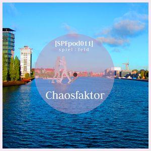 [SPFpod011] spiel:feld Podcast 011 - Chaosfaktor-Golden Brown