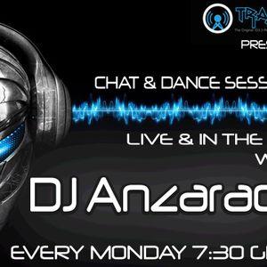 DJ Anzarack - TraxFM Radio show on the 15th August 2016