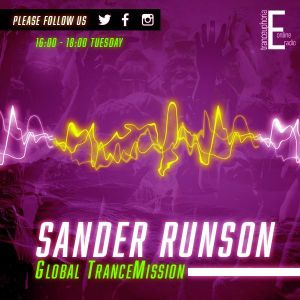 Sander Runson presents - Global TranceMission (TrancEuphoria) (20 October 2015)