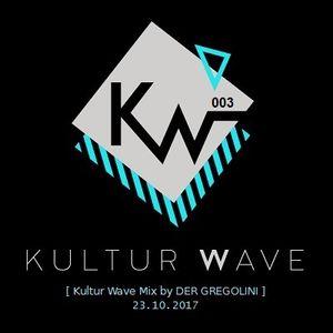 KW003_KulturWaveMix_DerGregolini_23102017