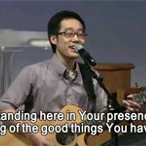 2012/12/02 HolyWave Praise Worship