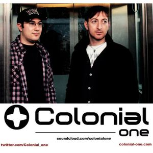 COLONIAL ONE  -  30 SEPTEMBER 2012 GUEST MIX