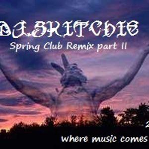 DJ.SKITCHIE - Spring Club Remix 2012 Part 2