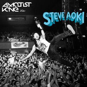 Amatist Vane Live #44 - Especial Steve Aoki