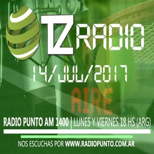 TZ RADIO - La gran final se aproxima   14 de julio 2017