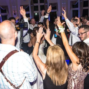 """DJ Dave W """"Live from Patrick & Marisa's wedding 6.3.17"""" at ICC from Sound Express Entertainment"""