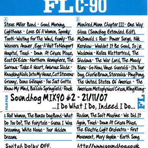 Soundhog - Mix90 #2 (21st November, 2007)