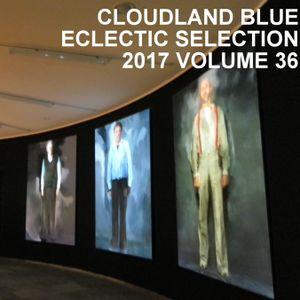 Cloudland Blue Eclectic Selection 2017 Vol 36