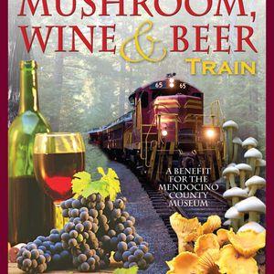 Beer, Wine & Mushrooms
