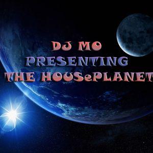 DJ MO - The House Planet (117)