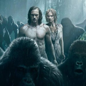 The Legend of Tarzan - Fish and Connor Saw a Movie