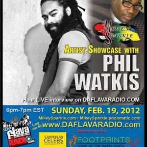 Mikey Sparkle Artist Showcase - Phil Watkis