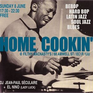 HOME COOKIN' vol. 2 / Bebop / Hard Bop / Latin Jazz / Soul Jazz / Blues
