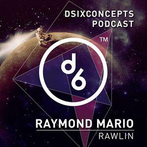 RAYMOND MARIO presents RAWLIN