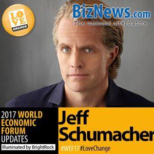 Jeff Schumacher: What's next for the startup world