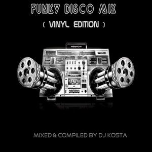 DJ Kosta - Funky Disco Mix (Section Salle V.I.P.)