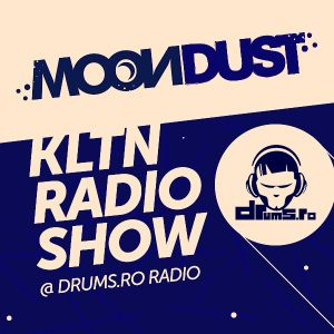 Moondust - KLTN RadioShow@Drums.ro Radio ( March2018)