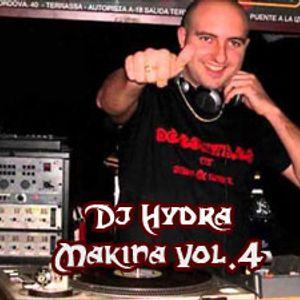 Dj Hydra Makina Vol.4 (sesiones viejas)