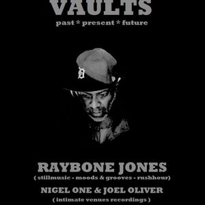 DJ RAYBONE JONES - WILL BE PERFORMING LIVE IN TORONTO FOR VINYL VAULTS APRIL 23RD @ CABAL
