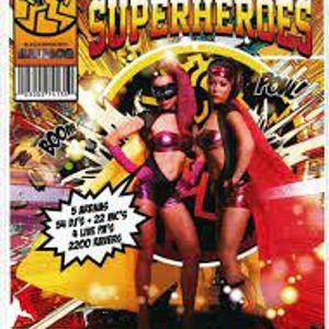 Vinyl Junkie @ Fantazia Superheroes 2012