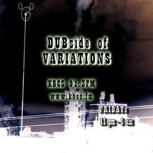 DUBside of Variations 04.23.2011