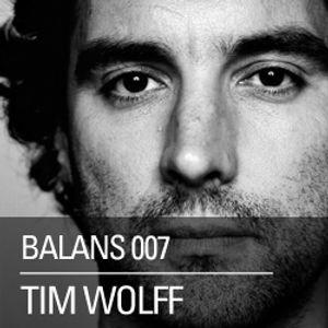 BALANS007 - Tim Wolff