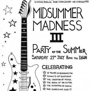 Midsummer Madness 21.07.12 Second Half