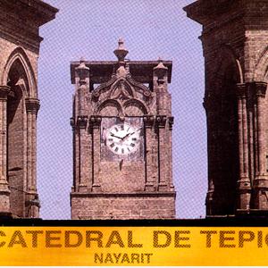 Promocional Catedral de Tepic