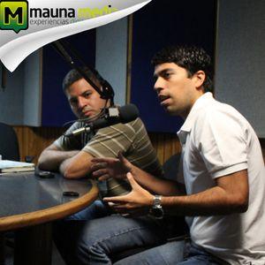 """Mauna Media - Entrevista en """"Ciberespacio"""" con Edgar Rincón - 30/10/2010"""