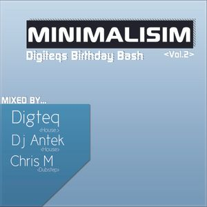 Minimalism Vol. 2 CD2 - DJAntek (House)