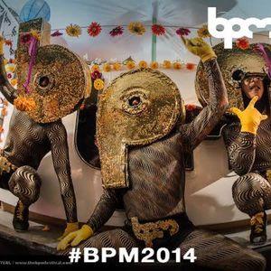 DJ Tennis @ The BPM Festival 2014 - Life and Death,Mamita's (07-01-14)