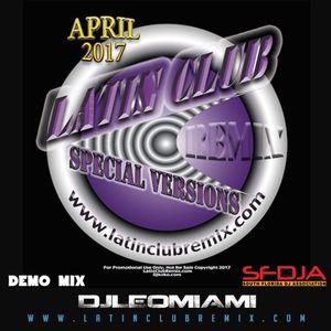 Latin Club Mix 2017-04