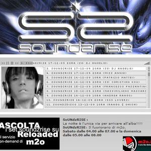 Angelie dj  at Soundzrise_m2o