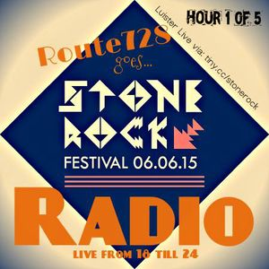 R728 goes StoneRock Radio June 6th 2015 hour 1 of 5