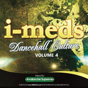 Dj Bounty i-meds vol 4 Dancehall Culture Mix CD