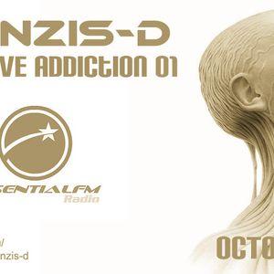 Franzis-D - Progressive Addiction 01 @ Essentialfm Radio (October 2012)