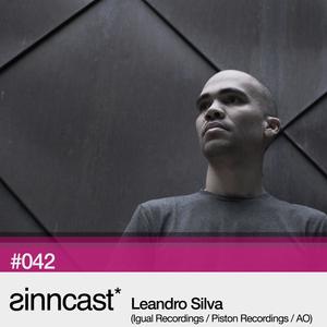 sinncast* #042 - Leandro Silva (Igual Recordings / Piston Recordings / AO)