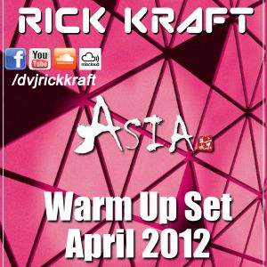 Rick Kraft Club Asia Warm Up set 012-04