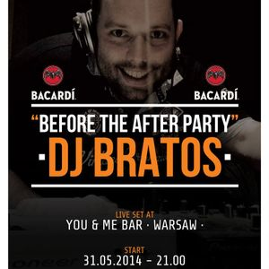 Before The After Party w You&Me Bar w każdą sobotę od 21:00 - Set: Sobota 31.05.2014