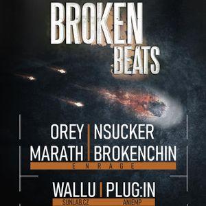 Wallu - Live at Broken Beats 2018 (Best of 2013-2016)